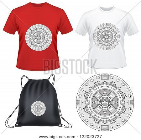 Geometric Shapes for T-Shirt Design, backpack design you can easily use it many  other cloths