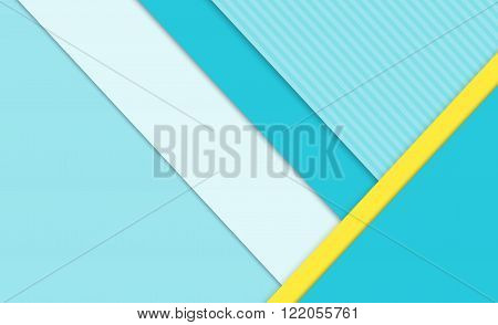 Material design background. Material design layout for UI or wallpaper. Vector illustration