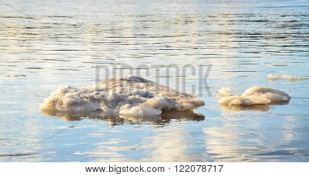 spring break. 