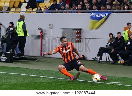 Uefa Europa League Game Shakhtar Donetsk Vs Anderlecht