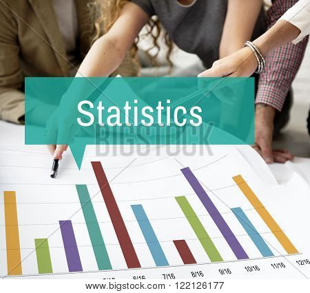 Statistics Statisticals Financial Management Economics Concept