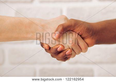 Multi Ethnic Hands