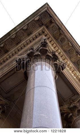 Courthouse Pillar