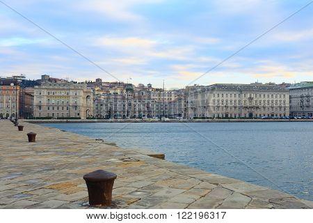 Italy, Trieste,
