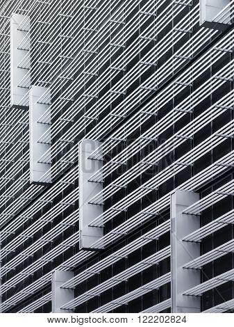 Architecture details modern Facade Design pattern structure