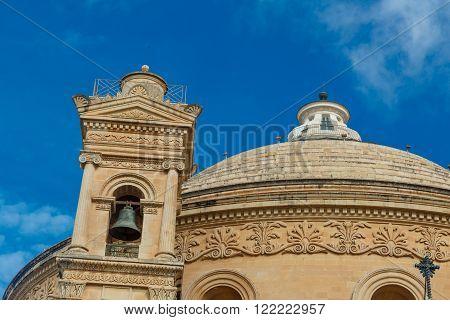 Rotunda Of Mosta Exterior