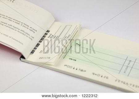 Talón de cheque