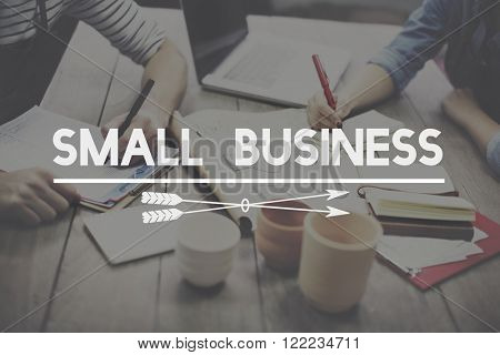 Small Business Ownership Start up Company Concept