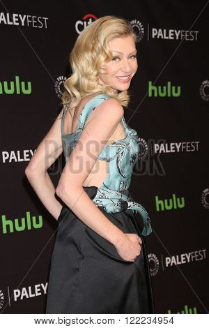 LOS ANGELES - MAR 15:  Portia de Rossi at the PaleyFest Los Angeles - Scandal at the Dolby Theater on March 15, 2016 in Los Angeles, CA