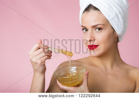 Sugaring Beauty Treatment