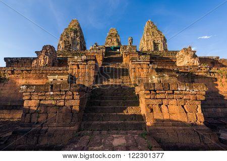 Ancient Pre Rup Temple