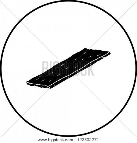 scouring pad symbol