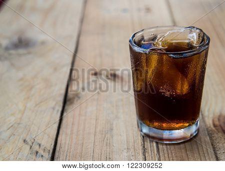 Coca Cola with