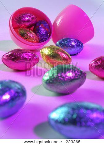 Cracked Easter Egg