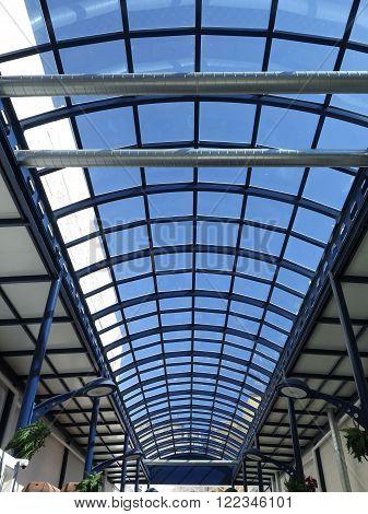 Blue Steel Skylight