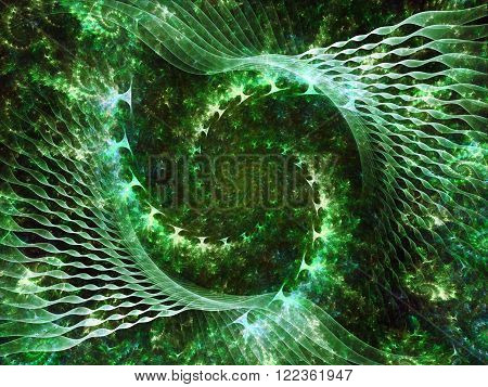 Spiral Elegance