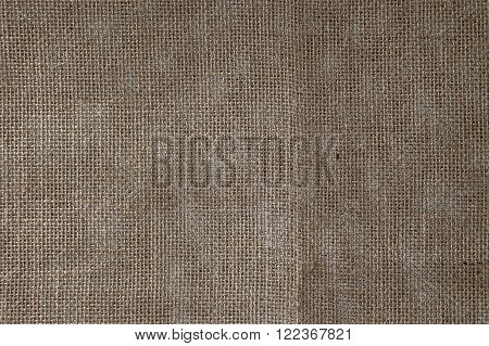 Burlap Background. Natural textured canvas,natural texture of burlap