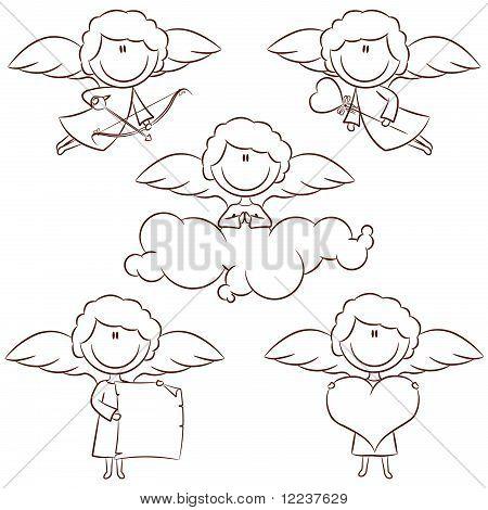 Cute Cupid Set