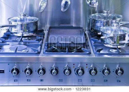 Modern Cooker