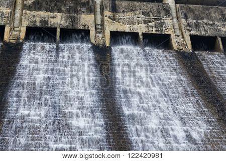 Tai Tam Dam in hong kong