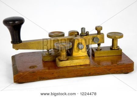 Brtish Post Office Morse Key