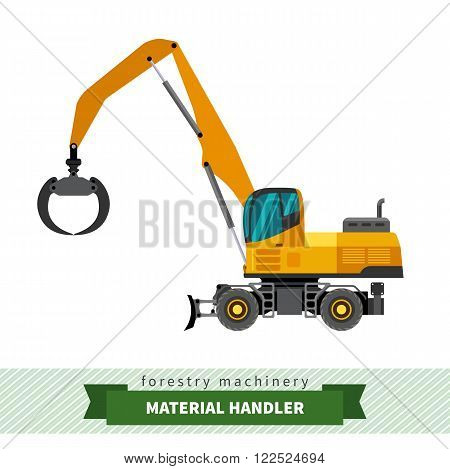 Material Handler Machine