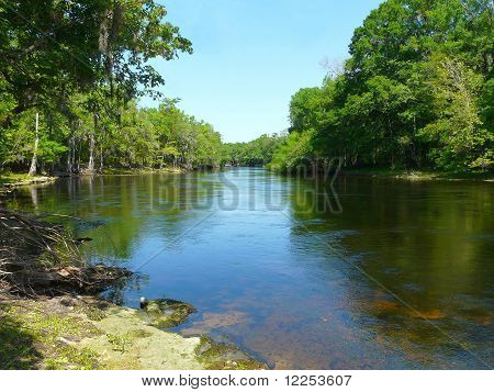 Wide Springs River