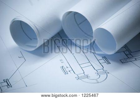 Draft Paper Rolls