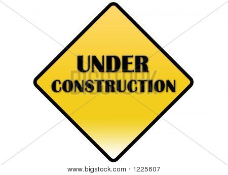 Construction Sign 2