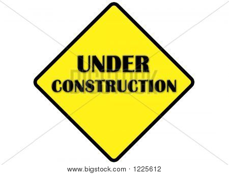 Construction Sign 1