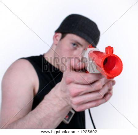 Guy With A Gun.