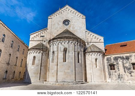 Church and Monastery of St. Dominic - Trogir Dalmatia Croatia Europe