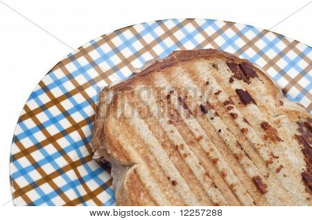 Grilled Cheese Or Tuna Melt Sandwich