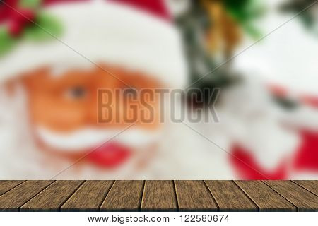 Santa Clause Figurine Statuette