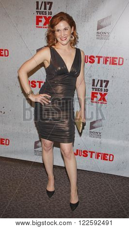 Faline England at the FX's Season 3 Screening of