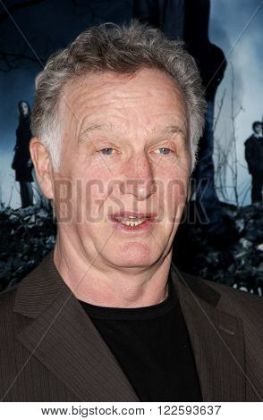 Tom Butler at the Los Angeles Season 2 premiere of AMC's 'The Killing' held at the ArcLight Cinemas in Hollywood, USA on March 26, 2012.
