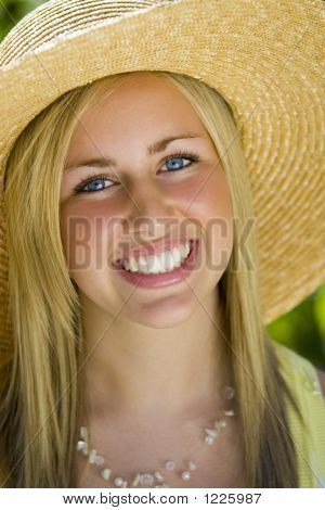 Summertime Smile