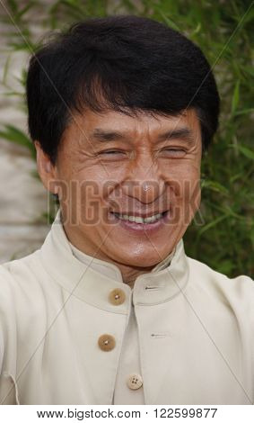 Jackie Chan at the Los Angeles Premiere of