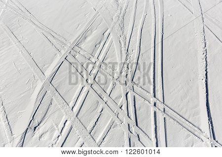 Ski Trails Off-piste