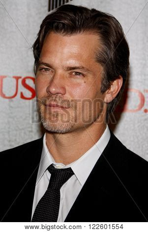 Timothy Olyphant at the Premiere Screening of FX's