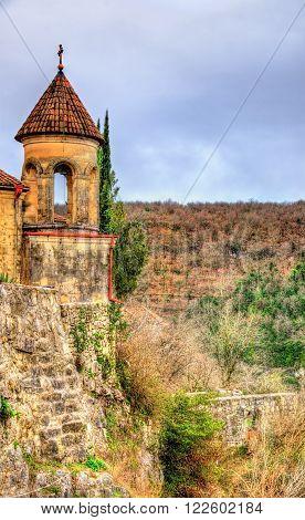 Motsameta Monastery in Caucasus near Kutaisi - Georgia