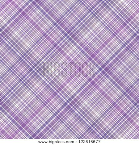 Seamless Cross Dark Colors, Checkered Diagonal Pattern. Vector Eps 10.