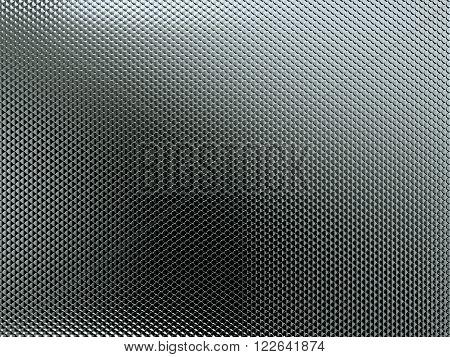 Scales Textured Grey Metallic Background