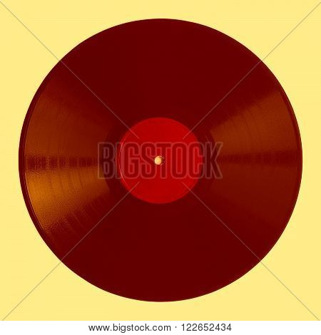 Vintage 78 Rpm Record