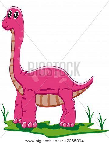 Baby Brontosaurus