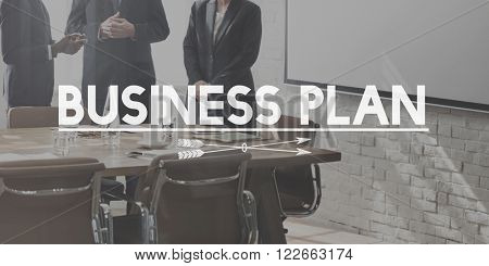 Business Plan Operations Solution Guidelinees Concept