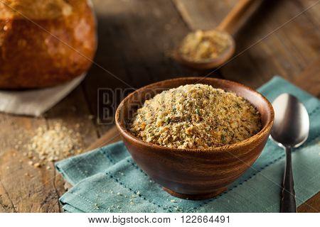 Organic Homemade Bread Crumbs