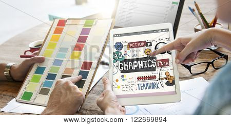 Graphic Graphics Illustration Creative Design Concept
