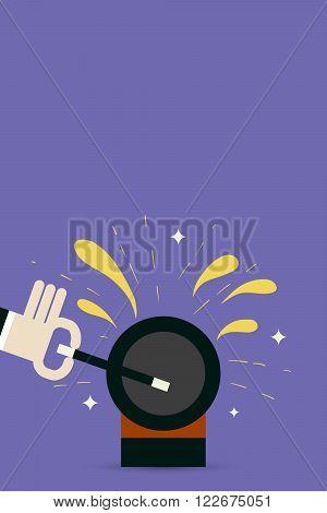 Magician Hat Illustration