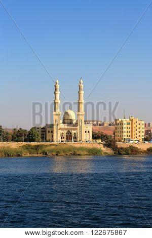 Mosque In Aswan